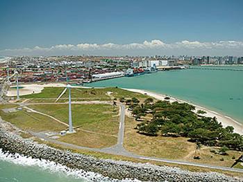 Parque Eólico Praia Mansa-CE