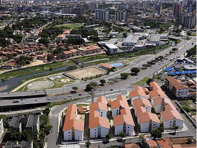 Urbanização do Conj. Maravilha - Fortaleza-CE