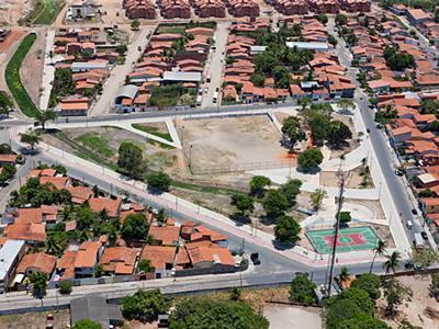 Urbanização Parque do Rio Cocó - Fortaleza-CE